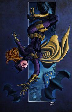 Batgirl by *diabolumberto on deviantART