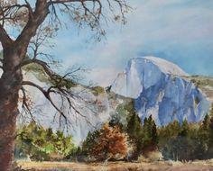 "Yosemite National Park ""Half Dome"""