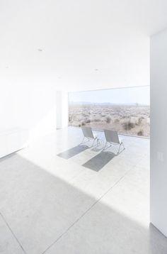 Edward Ogosta Architecture-Four Eyes House -Coachella Valley, CA.