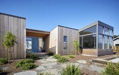 Stinson Beach Lagoon / Turnbull Griffin Haesloop Architects