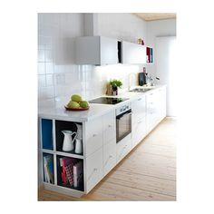 PAVIMENTO LEGNO - VEDDINGE Anta - bianco, 40x80 cm - IKEA