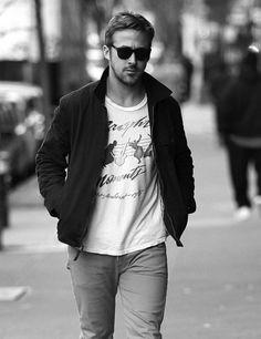 Ryan Gosling..yep, jumping on the bandwagon ;)