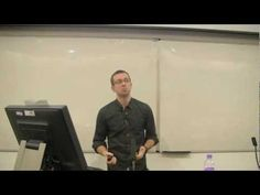 ▶ James Hayton: How to get through your PhD without going insane (complete lecture), Edinburgh 2013 - YouTube