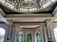 Stained glass haven
