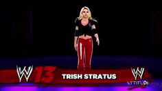 Breaking news: Trish announced for WWE Trish Stratus, Video Game Collection, Wwe, No Worries, Motivation, Movie Posters, Movies, Films, Film Poster