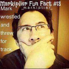 Markiplier fun fact #13