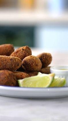 Croquete de Carne de Panela ~ Receita | Tastemade