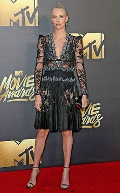 Charlize Theron #MovieAwards