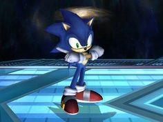 Sonic in SSB