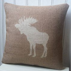Range of Cushions and Cushion Covers. Handmade in the UK. Patterned Cushions and Personalised Cushions. Burlap Pillows, Throw Pillows, Animal Cushions, Personalised Cushions, Printed Cushions, Country Crafts, Forest Animals, Muted Colors, Cushion Covers