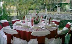bodas color vino | LA MANTELERIA ELEJIDA!