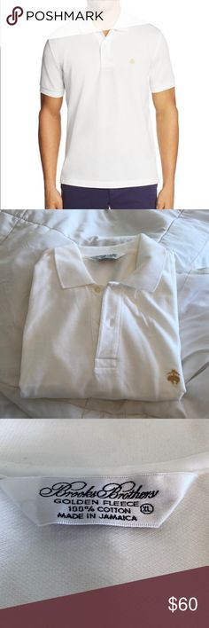 Brooks Brothers Golden Fleece Polo - NWOT Brooks Brothers Golden Fleece Polo - NWOT - This men's polo is in perfect condition and has never been worn - perfect for any occasion - always open to reasonable offers -NO TRADES Brooks Brothers Shirts Polos
