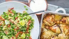 Foto: Arne Bru Haug 20 Min, Diy Food, Bon Appetit, Quinoa, Cooking Recipes, Easy Recipes, Recipies, Food And Drink, Easy Meals