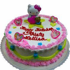 Ideas for Sophia's Hello Kitty birthday cake
