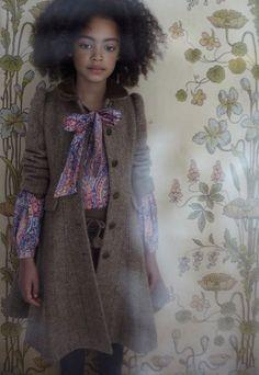 EXCLUSIVE: Autumn winter 2013-14 kids fashion photo shoot preview