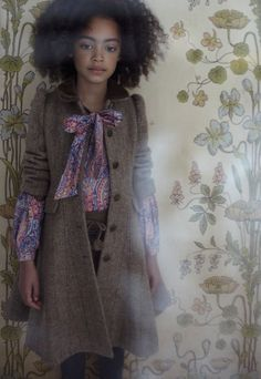 EXCLUSIVE: Autumn winter 2013-14 kids fashion photo shoot preview