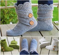 Sıcacık kış çorapları
