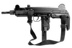 Uzi.  I have shot many.  The ones that fire from an open bolt aren't very accurate.  The IDF Special Forces uses one that fires from a closed bolt = MUCH more accurate.