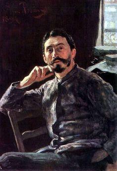 Ilya Repin — Self-Portrait, 1894, Ilya RepinSize: 63x90 cm...