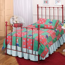 Hillsdale Molly Twin Bed Set with Rails - Bed Bath & Beyond
