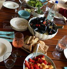 La vita è breve, mangia bene. Life is short, eat well. www.casalcristiana.com Life Is Short, Eating Well, Chocolate Fondue, Olive Oil, Wellness, Desserts, Food, Christians, Meal