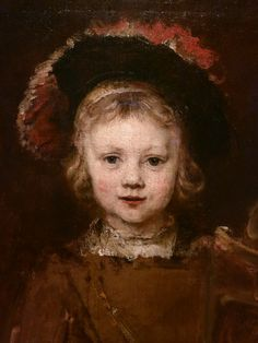Rembrandt van Rijn (1606-1669), Portrait of a Boy