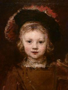 Rembrandt van Rijn (1606-1669), Portrait of a Boy