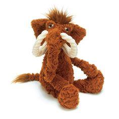 Furryosity Mammut Kuscheltier von Jellycat - Bonuspunkte sammeln, auf Rechnung bestellen, DHL Blitzlieferung!