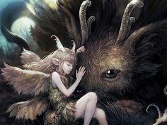 fairy / fantasy creature