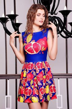 Sukienka Lia - EminenceGrise - Sukienki bombki