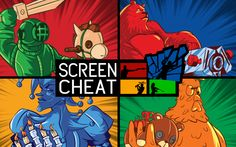 It's Ok, You Can Look – Screencheat Xbox One Review - http://www.gizorama.com/2016/review/its-ok-you-can-look-screencheat-xbox-one-review