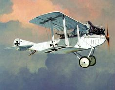 1916 Albatros CIII – Brian Knight – Windsock – Vehicles is art New Aircraft, Fighter Aircraft, Military Aircraft, Fighter Jets, John Blake, Old Planes, Airplane Art, Vintage Airplanes, World War One