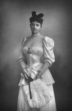Lady Campbell, 1893