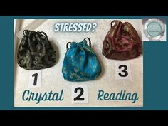 Intuition, Stress, Crystals, Reading, Crystal, Reading Books, Psychological Stress, Crystals Minerals