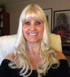 Karin Claesson. H.U. (Height Unknown). Artist. KarinClaessonArt. #Karin #Claesson #KarinClaessonArt #Blonde #Sweden #Artist