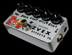 Image result for zvex fuzz factory