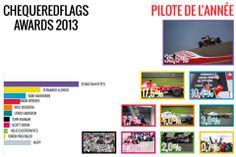 Pilote de l'année 2013 - Sebastian Vettel