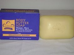 Body Butter Soap Mango Shea  Cocoa Butters  Six Pack -- Click on the image for additional details.