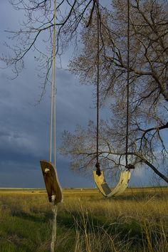 Broken swings