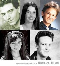 Young How I Met Your Mother Cast…