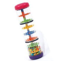 """#autisme  C'est un jouet d'éveil pouvant être utilisé pour relaxer l'enfant, l'apaiser ou encore pour lui proposer une approche de la relation de cause à effet : """"quand je retourne ce bâton de pluie, je vois et j'entends qu'il se passe quelque chose"""""""