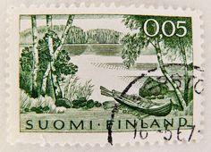 stamp Finland