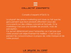 Conseils d'experts N°2610.16