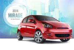 Coming Soon: 2014 Mitsubishi Mirage. Mitsubishi Motors. Fresno Mitsubishi.
