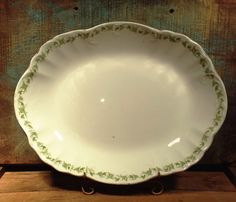 Vintage John Maddock and Sons Platter by YoungsVintageHome on Etsy, $22.00