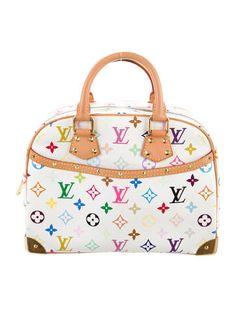 LOLOL...Louis Vuitton Multicolore Trouville Bag
