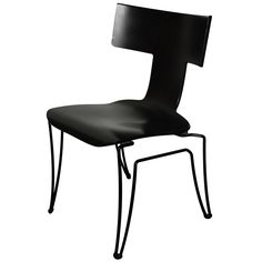 """8 """"Anziano"""" Chairs by John Hutton for Donghia 