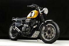 Yamaha Star Bolt custom motorcycle by Greg Hageman