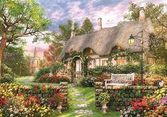 The Whitesmith Cottage (1000 stukjes