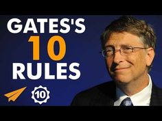 5 Powerful Bill Gates Quotes & Top 10 Rules For Success Wealthy People, Rich People, Successful People, Bill Gates Quotes, Success Mantra, Career Success, Attitude, Success Principles, Richest In The World